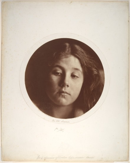 Julia Margaret Cameron - [kate keown] (1866)