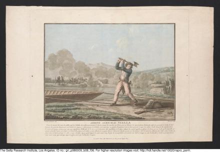 Joseph Agricole Vialla ... Sweback Desfontaine del. ; Descourtis sculp. (Charles-Melchior Descourtis, 1793)