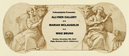 callerybrunomclaughlin poster
