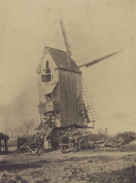 [windmill, 1853] Getty Images