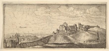 Passau (Wenceslaus Hollar)