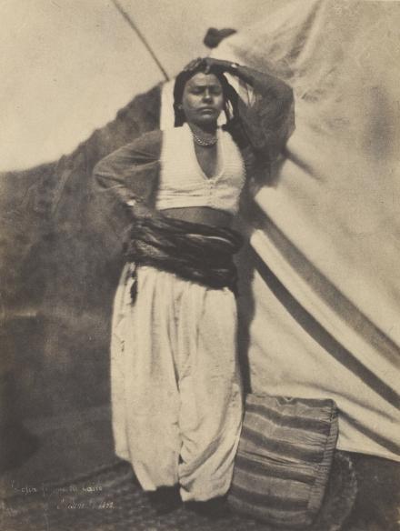 Zofia, Femme du Caire (Benecke, 1853)