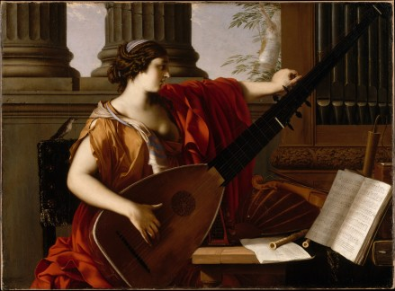 Allegory of Music (de La Hyre)