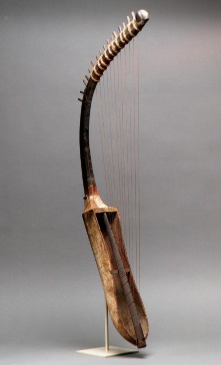 Arched Harp